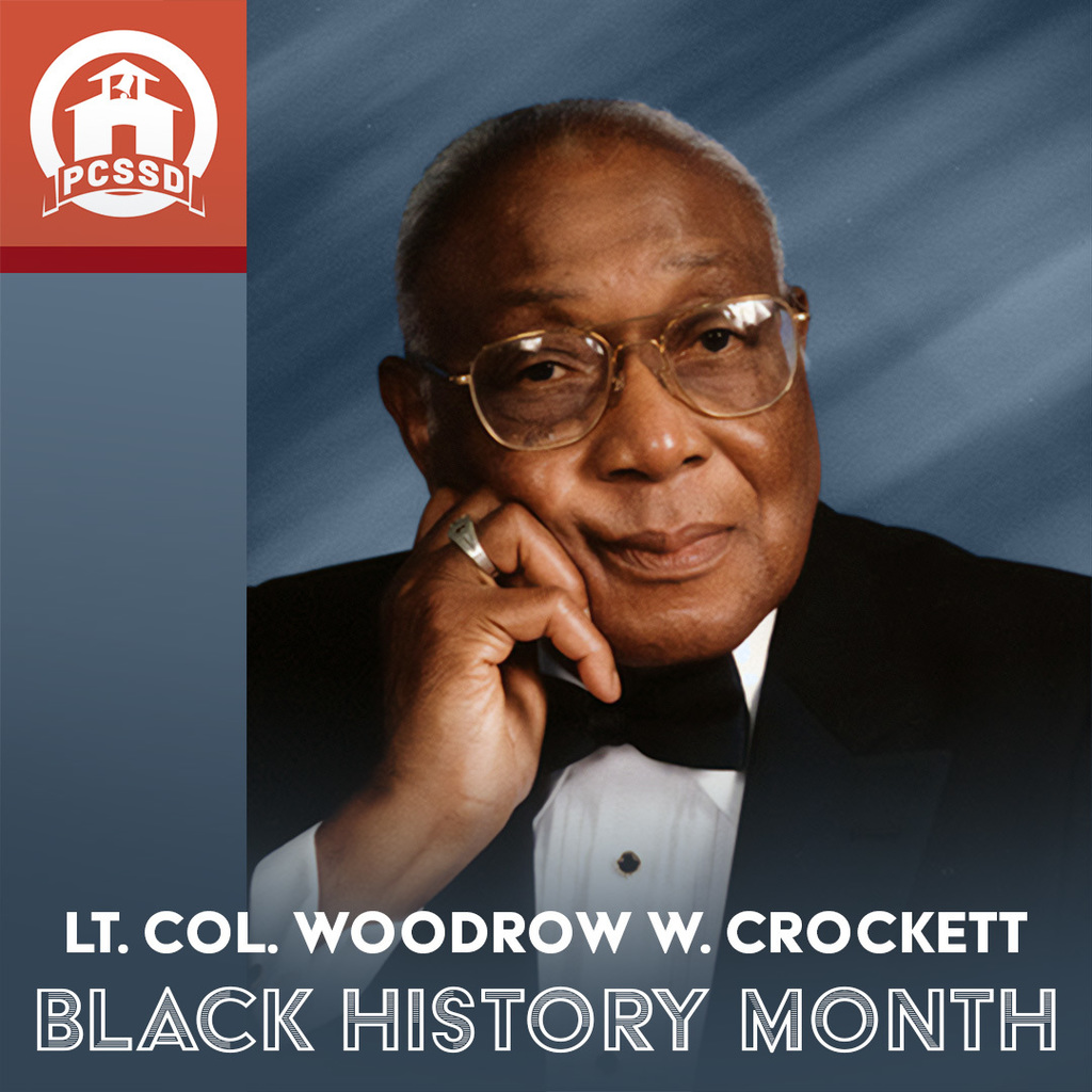 woodrow crockett
