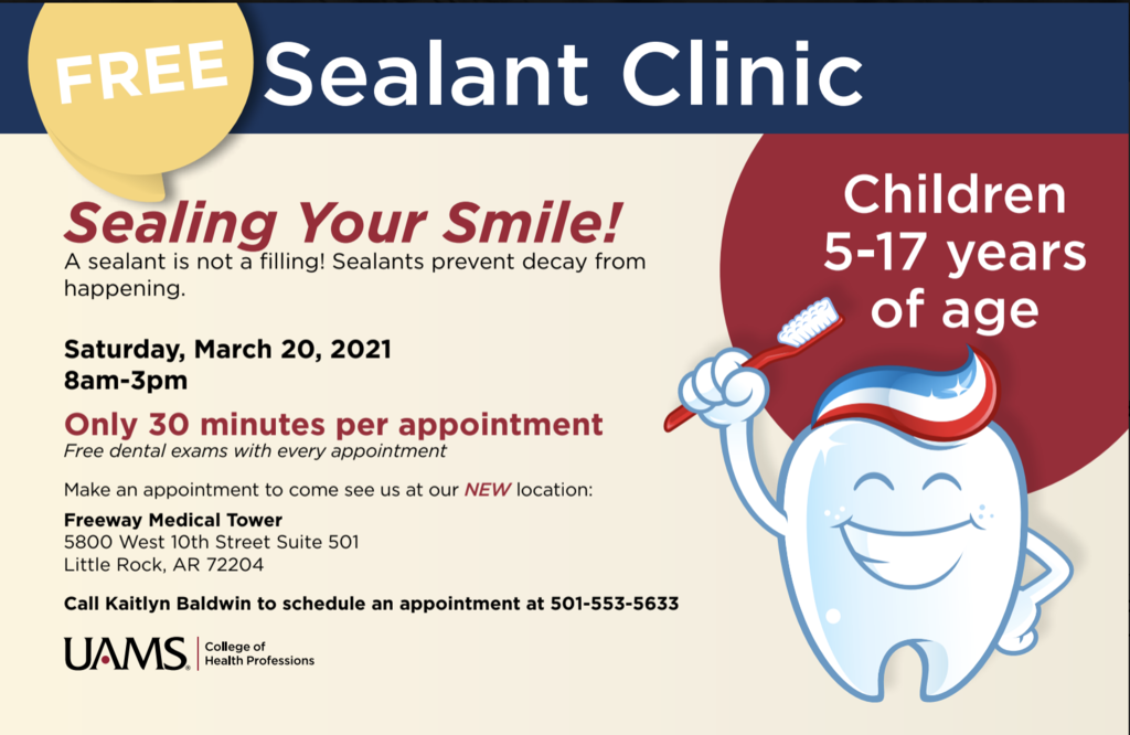 uams dental clinic