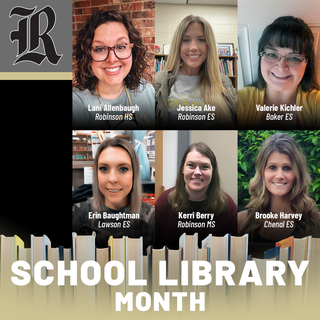 school librarian month