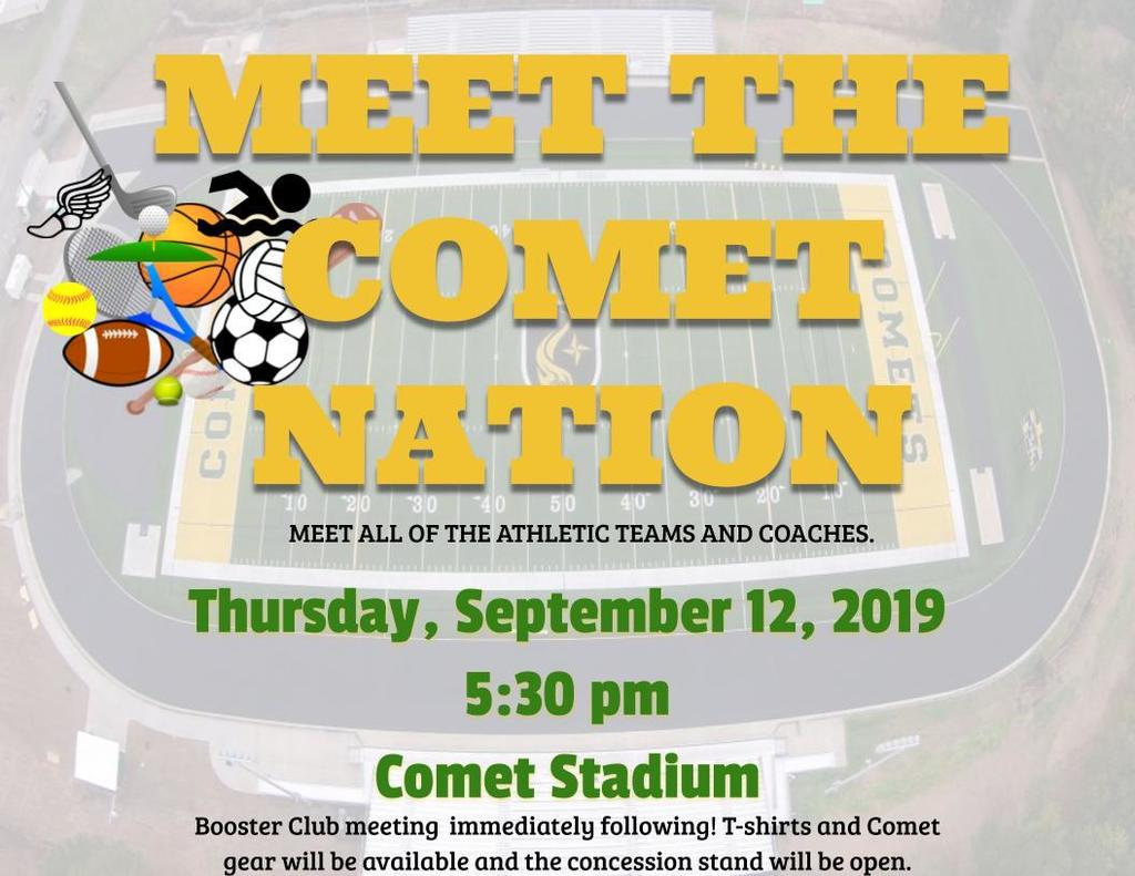 Meet Comet Nation