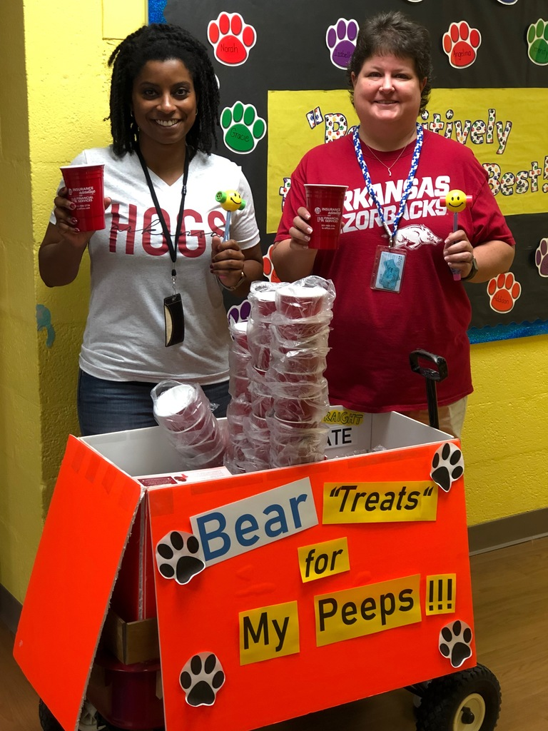 PBIS Coaches passed out goodies3