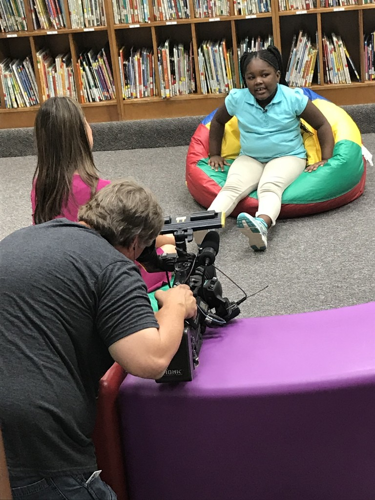 KARK interviews Landmark student2