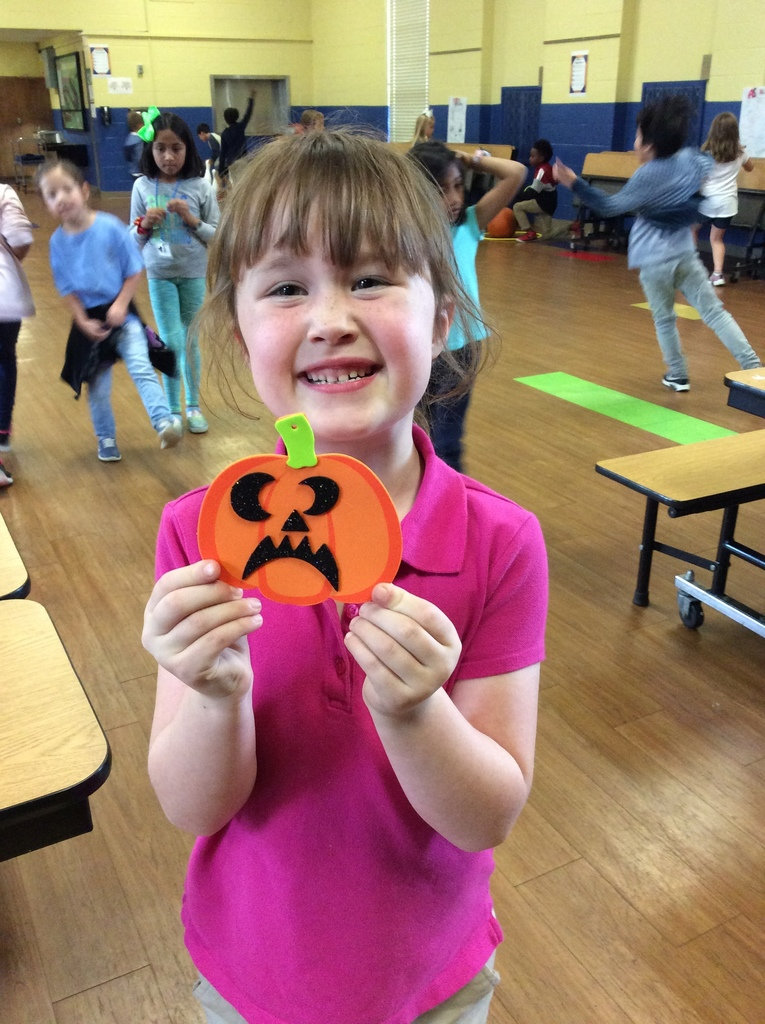 Pumpkin Party PBIS Celebration