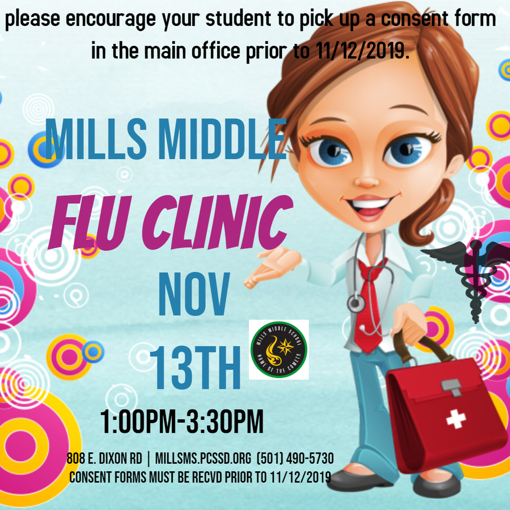 MMS FLU SHOT CLINIC