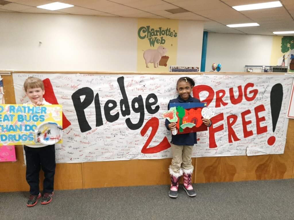 """Drug Free Poster Contest"" 2019"