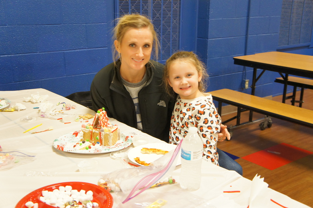 Gingerbread House night