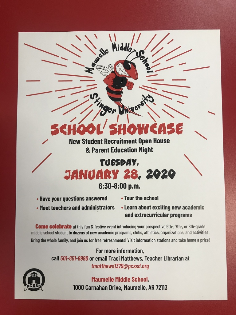 Information about the MMS showcase