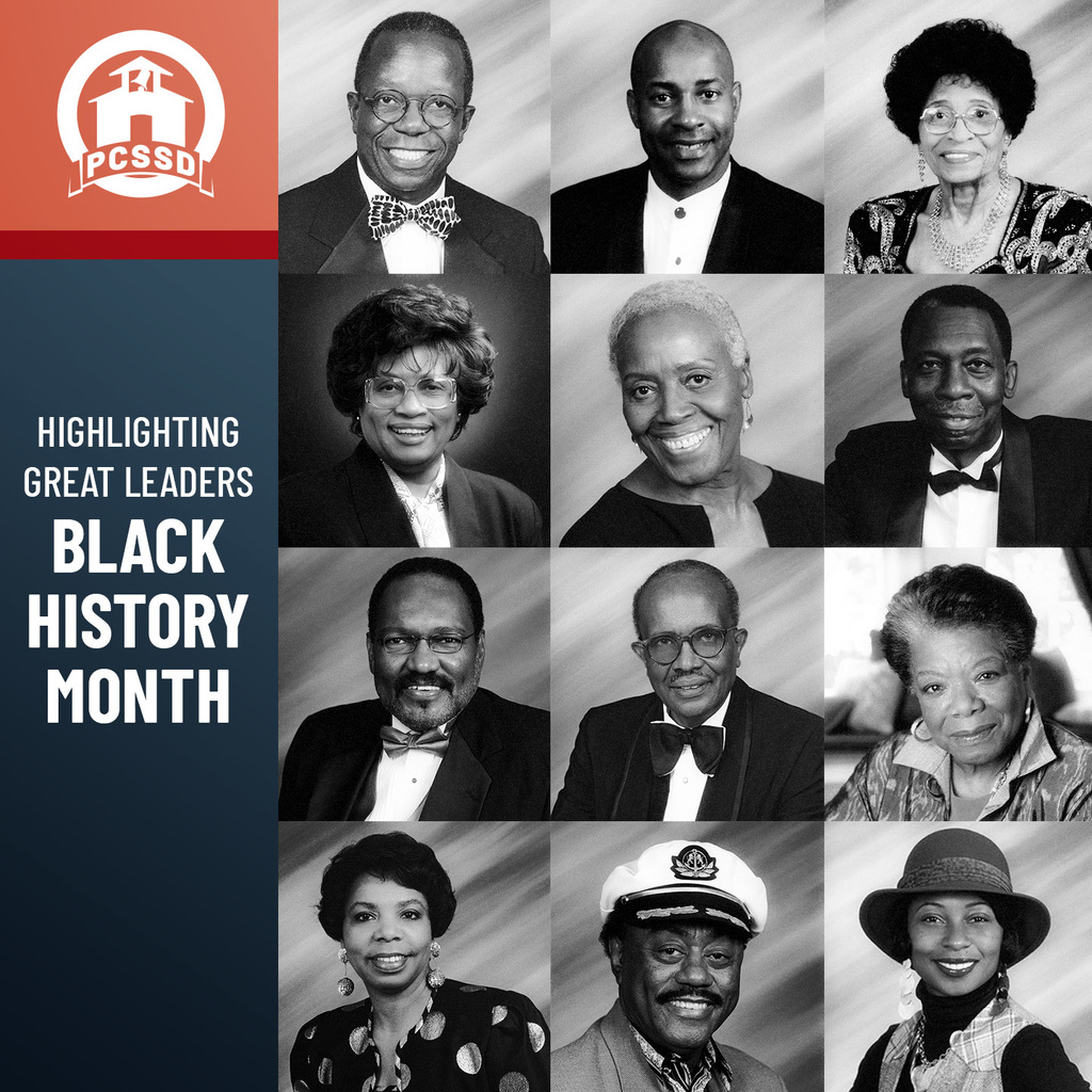 Highlighting great leaders: Black History Month