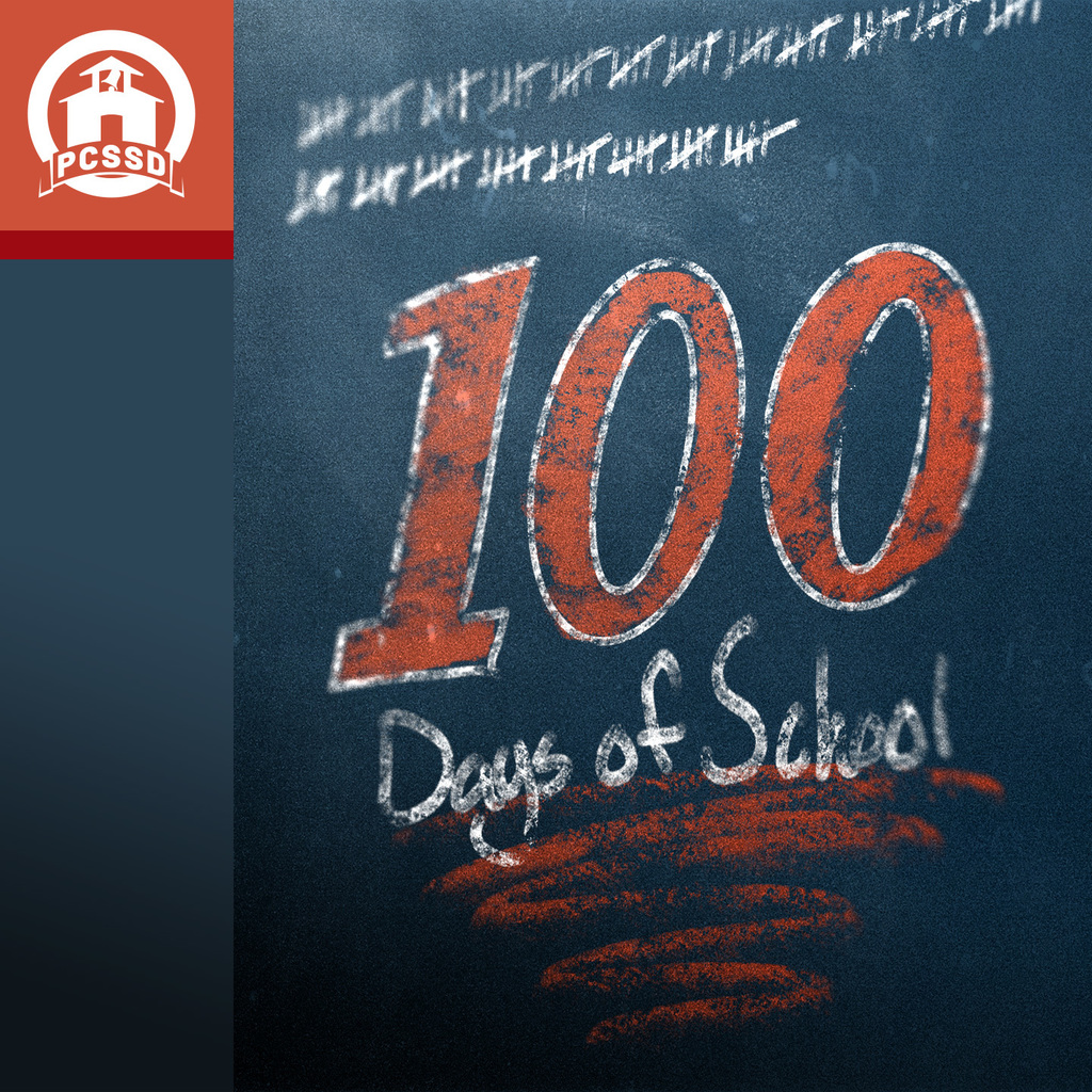 100 Days of School at PCSSD