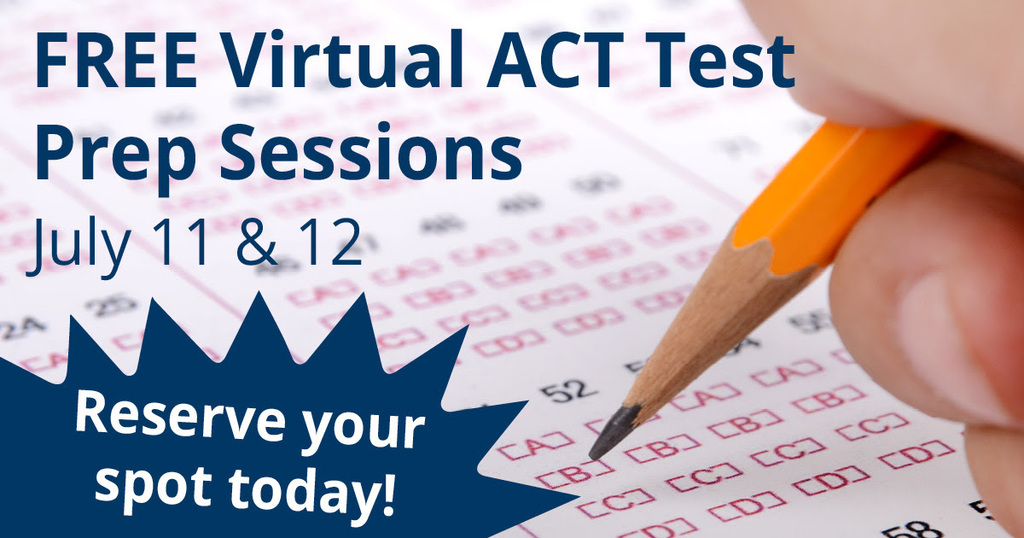 Free Virtual ACT Prep