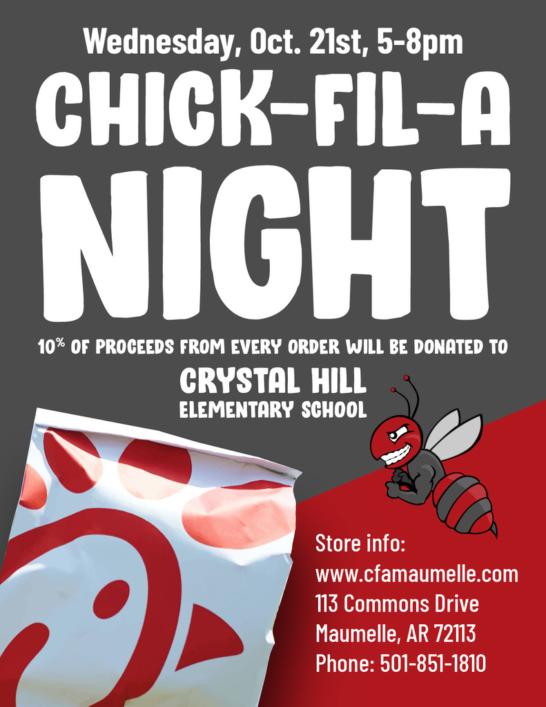chickfila night