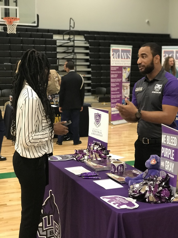 Wilbur D. Mills University Studies High School Hosts 3rd Annual Career and College Fair​