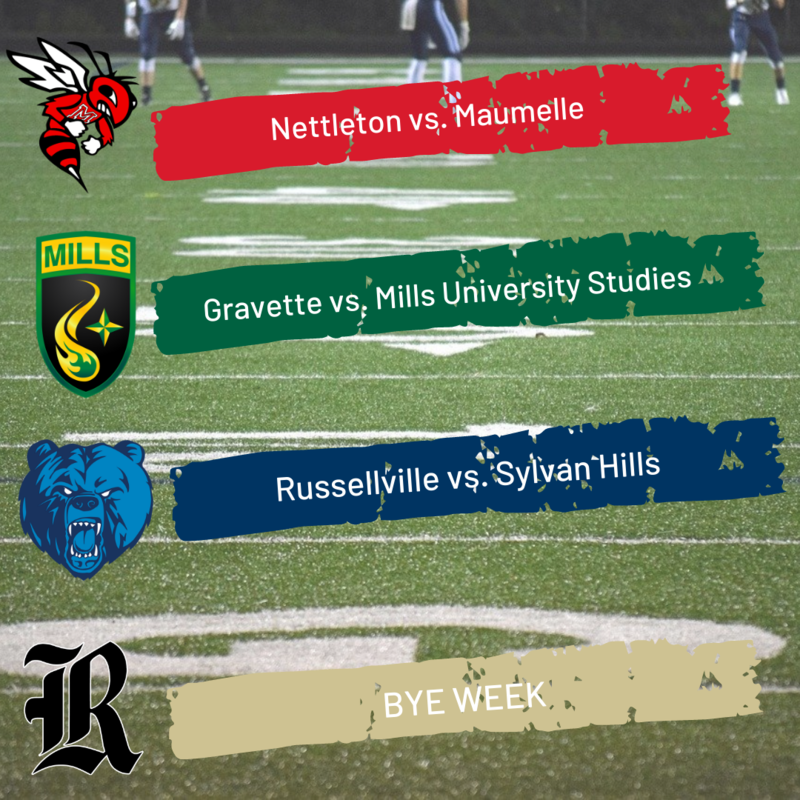 Football Playoffs - Week 1