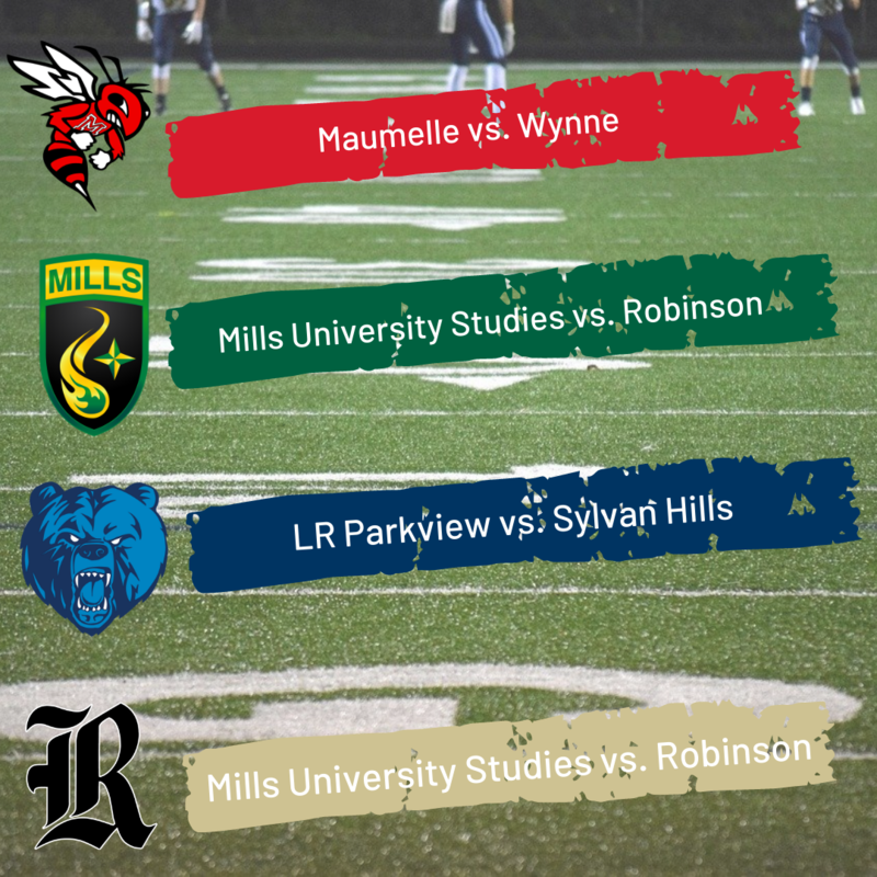 Football Playoffs - Week 2